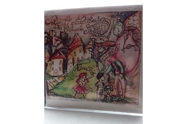 Povesti calatoare - Audio CD